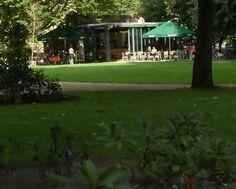De Liefde Amsterdam. Romantisch eten in een parkje. (West)