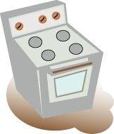 El horno de la cocina se asocia con la llegada del dinero, por lo que es muy importante  mantenerlo limpio y que no se guarden cosas dentro de el para que no limite la energía.