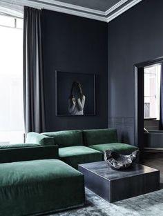 Home decor blu petroleum Living