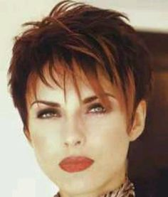 15 Short Wedge Hairstyles for Fine Hair - Hairstyle For Women Edgy Haircuts, Haircuts With Bangs, Short Choppy Haircuts, Haircut Short, Wedge Hairstyles, Cute Hairstyles For Short Hair, Hairstyles 2016, Edgy Pixie Hairstyles, Pinterest Hairstyles