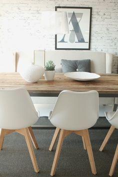 Autre variante de chaise pour prochaine salle à manger