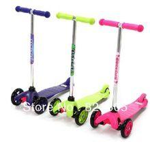 3 wielen T Bar micro mini stap kickboard voor Kinderen (China (Mainland))