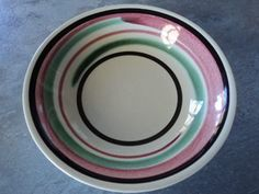 FRANK CARPAY Plates For Sale, Kiwiana, Textile Design, Designers, Pottery, Crown, House, Ideas, Ceramica