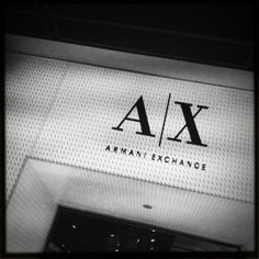 Armani Exchange - IFC Mall