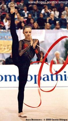 Anna Bessonova / UKR I want to do this awesome
