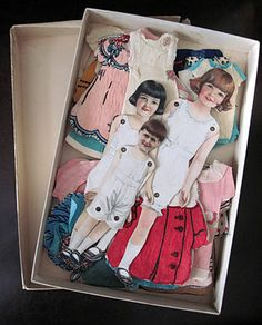 Dolls made by Dennison