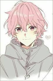 Anime Boy With Shoulder Length Hair Google Search Anime Boy Hair Cute Anime Guys Anime Drawings Boy