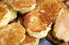 Khanom Ba Bin - Coconut Pancake, Thai Street Food Recipe from TempleofThai.com