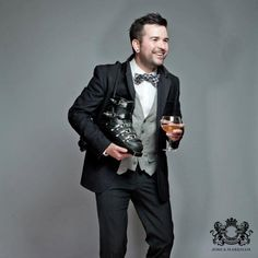 Meet the Founder: David Lewis - Founding partner at Jose & Markham Inc. Ski, David, Meet, Formal, Pants, Shoes, Beautiful, Fashion, Preppy