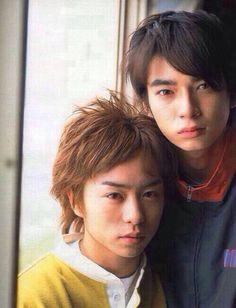 Sakurai Sho & Matsumoto Jun