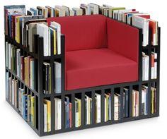 The Bookshelf Chair