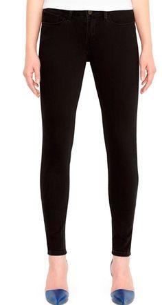 a back-to-school basic. >> Levi's® Juniors' 535™ Denim Leggings Soft Black