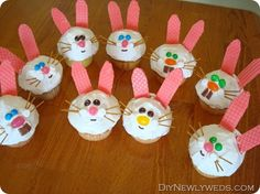Easter cupcakes. LOVE THESE!