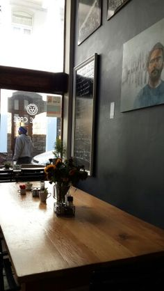 Empire Cafe in Muizenberg, Cape Town. #capetown #coffeeshop #empirecafe
