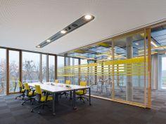 Das moderne SAP Innovation Center ist mit der DT-Line ausgestattet.