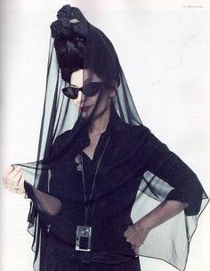 4b7bc3b20e3 Diane Pernet Fashion Creator