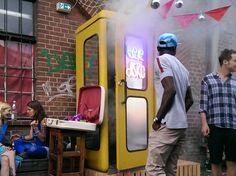 teledisco - Die kleinste Diskothek kommt aus Berlin   Gute Idee