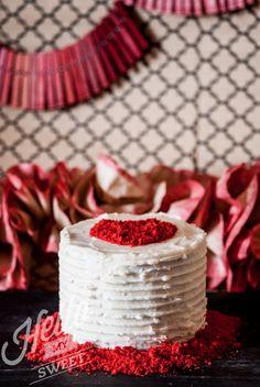 The Best Red Velvet Cake Recipe - Handmade Decor - The Flair Exchange
