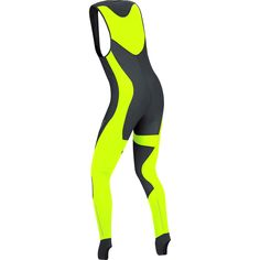 Gore Bike Wear Mens Xenon 2.0 Soft Shell Bibtights  Pants Black/Neon Yellow Small -- Details can be found by clicking on the image. (This is an affiliate link)