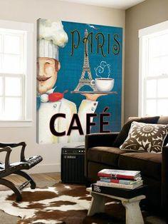 Worlds Best Chef II Loft Art by Daphne Brissonnet at Art.com