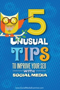 5 Unusual Tips to Improve Your SEO With Social Media: Link channels; Followers; Sharability; Keywords; Local listings; Details. Local seo can bring customers to your doorstep contact us how we can help you @ philwebdesign.com