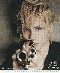 Acid Black Cherry.