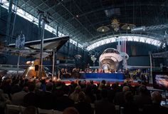First Meeting of the National Space Council