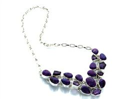 Ready to look like royality? The Royal Purple Bib Necklace is fit for a princess.  http://www.majestical.com/Royal-Purple-Bib-Necklace-p/nec-468-sis.htm