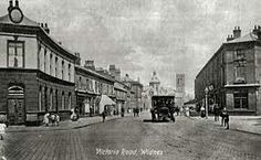 VICTORIA ROAD WIDNES Time Travel, The Locals, Places Ive Been, Street View, Doctors, Father, Victoria, Places, Victoria Plum