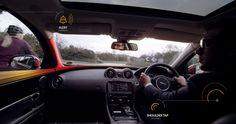 Jaguar Bike Alert System Warns Via Sight, Sound, and Even Touch