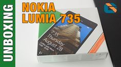 Nokia Lumia 735 Unboxing & First Impressions in 4K [ http://www.youtube.com/geekanoids ]