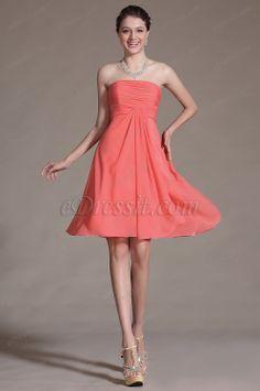 eDressit 2014 New Lovely Strapless Cocktail Dress Party Dress (04112457)