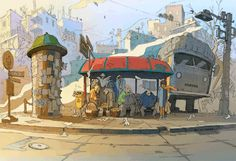 The Art Of Animation, Wojciech Ostrycharz  - ...