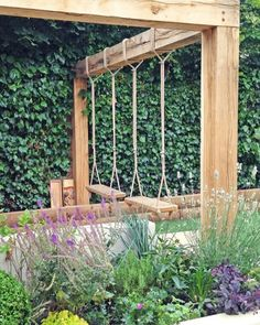25 Inspiring DIY Backyard Pergola Ideas To Enhance The Outdoor diy garden furniture 50 Awesome Pergola Design Ideas Diy Pergola, Wooden Pergola, Pergola Plans, Pergola Decorations, Outdoor Pergola, Pergola Swing, Pergola Roof, Pergola Lighting, Pergola With Swings