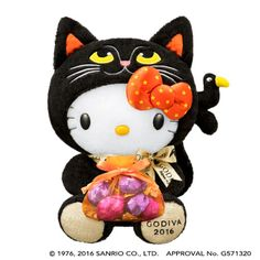 godiva hello kitty halloween 2016 and like OMG! get some yourself some pawtastic adorable cat shirts, cat socks, and other cat apparel by tapping the pin!