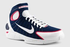 Don't Sleep On The Nike Air Zoom Huarache 2K4 In The Midnight Navy Colorway