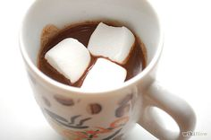 Make Hot Chocolate in the Microwave - wikiHow