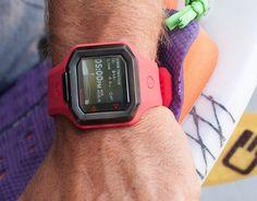Nixon Ultratide Smart Surf Watch Powered by Surfline