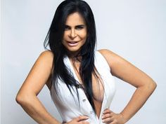 Cigana Nadja: Previsões para os famosos: Gretchen