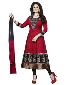 Salwar Suits are traditional and elegant' attire worn by the Women in India and Pakistan. Patiala Salwar Suits, Salwar Suits Online, Churidar, Punjabi Suits, Work Dresses For Women, Clothes For Women, Anarkali Dress, Different Dresses, Western Dresses