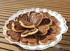 Galletas vainilla chocolate 13