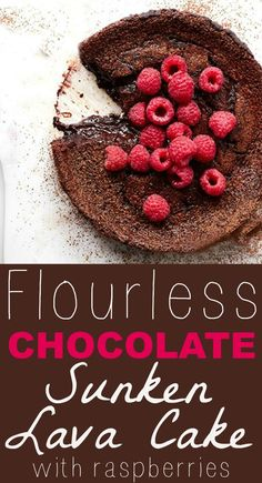 Love is in the air and the smell of freshly baked treats could be too with a collection of delicious recipes from Stevia In The Raw®, including this one for Flourless Chocolate Sunken Lava Cake with Raspberries!  Get the full recipe, see additional details and enter to #win a sweet prize pack of your own! #SweetYourself #sweepstakes #sponsored