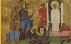 Icons of Mt. Medieval Clothing Men, Raising Of Lazarus, Famous Warriors, Christ Pantocrator, The Transfiguration, Mary Magdalene, Archangel Michael, The Monks, Sacred Art