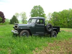 Willys pickup best truck ever