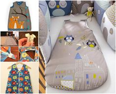 DIY Baby Sleeping Bag!