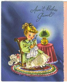 Aren't Babies Grand card