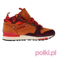 Sportowe buty za kostkę Reebok #polkipl