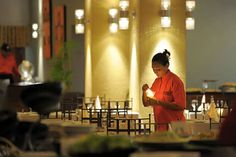 Enjoy fine dining at Le Mauricia in Mauritius