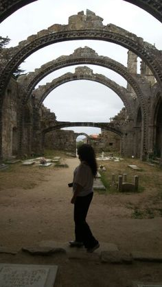 Santa Mariña Dozo #cementerio