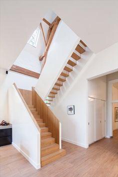 Monumental Coach House - Breukelen, Netherlands - 2012 - Zecc Architects #architecture #interiors #stair